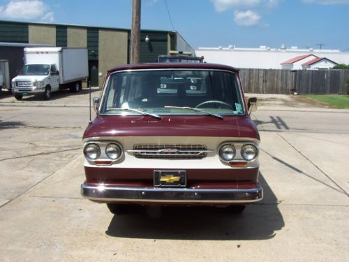 Wiring Diagrams Of 1965 Chevrolet Corvair Greenbrier