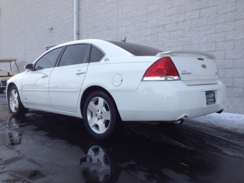 Purchase used 08 Chevy Impala SS Leather Heated Seats CD 8