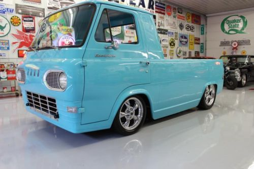 Econoline 2000 Blue Ford