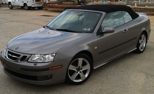 Buy used 2006 Saab 9-3 Aero Convertible 2-Door 2.8L in King of Prussia. Pennsylvania. United States. for US $12.910.00