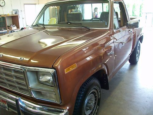 1980 Ford Truck Fuel System