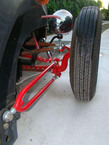 Buy Used 1969 Vw Bug Volksrod Rat Rod 1915cc Webers