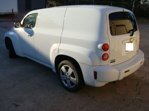 Buy used 2009 Chevy HHR Panel White Wagon Truck Two door
