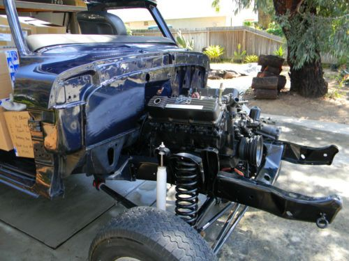 Buy Used 1979 Ford Bronco Rebuilt 351M Engine Powder