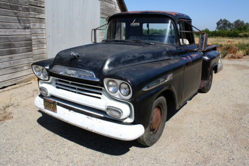 1955 1957 Chevy Pickup Trucks