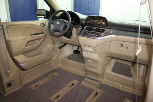 Find used 2010 Honda Odyssey Wheelchair Accessible