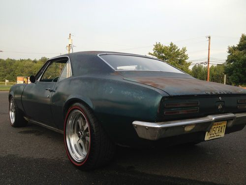 Sell Used Barn Find Original Pro Touring 67 Firebird 326 4