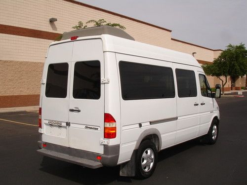 Sell Used Van Wheelchair Handicap Mercedes Van Dodge