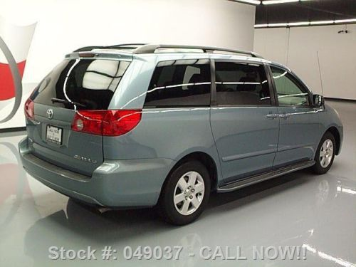 Sell used 2007 TOYOTA SIENNA LE 8PASS DVD RUNNING BOARDS