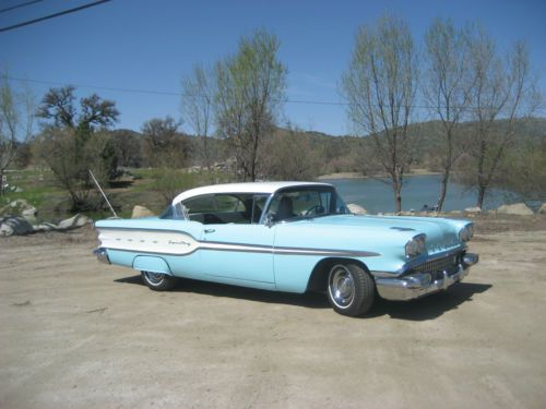 Purchase Used 1958 Pontiac Super Chief In Tehachapi