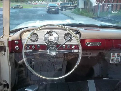 Purchase Used 1963 Ford F100 Unibody Custom Cab In Spokane