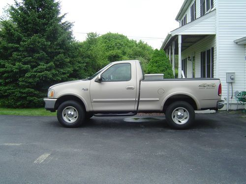 1997 Ford F 150 4x4