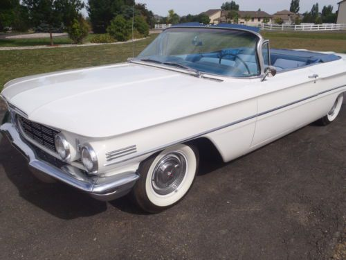 Buy Used 1960 Olds Dynamic 88 Convertible In Brighton