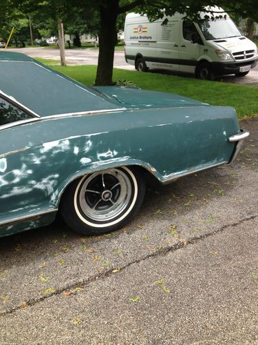 Purchase Used 1965 Buick Riviera Project Car 401 Nailhead