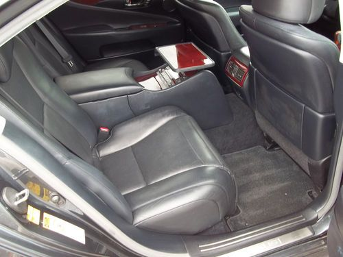 Purchase Used 2008 Lexus Ls460l Executive Seats Package
