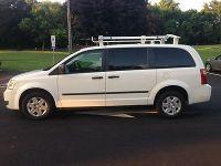 Purchase used 2008 Dodge Grand Caravan CARGO VAN ROOF RACK ...