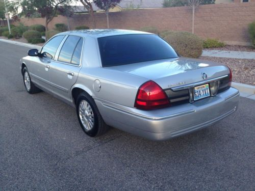 Purchase used 2006 Mercury Grand Marquis LS Sedan 4Door 4