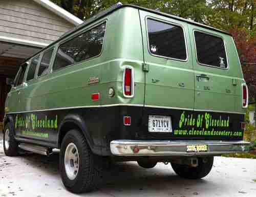 Find Used 1971 Ford Econoline E 200 Custom Van Chateau