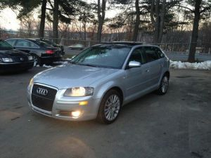 Sell used 2006 AUDI A3 20T 6 SPEED MANUAL PREMIUM PACKAGE