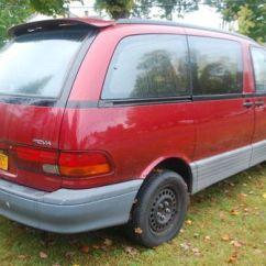 Which Suvs Have Captains Chairs Chair Covers White Spandex Sell Used 1992 Toyota Previa Le Mini Passenger Van 3-door 2.4l In Warrensburg, New York, United ...