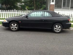 Sell used 2000 Chevy Cavalier convertible in Tarrytown