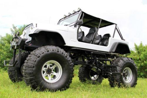 20 Inch Rims Jeep Cj7