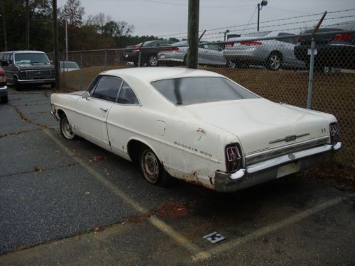 Starliner 1961 Galaxie Parts Ford