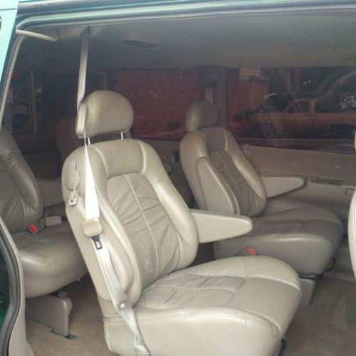 Find used 2003 Chevrolet Astro LT Standard Passenger Van 3