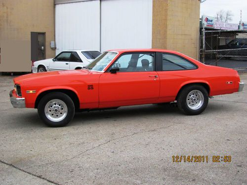 Find Used 1978 Nova SS Clone Totally Restored In East