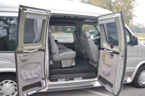 Find Used 2003 Ford Econoline Van Regency Conversion High