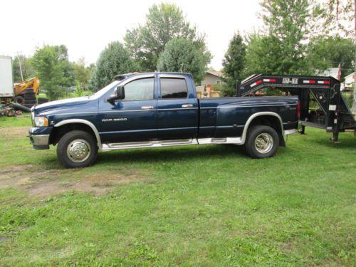 Dodge Ram 4 Door Dually