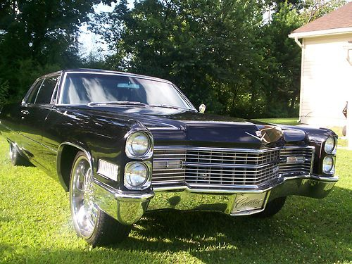 Sell Used Custom Coupe Deville