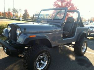 Sell used 1982 JEEP CJ7, COMPLETE FRAME OFF REBUILD, AMC