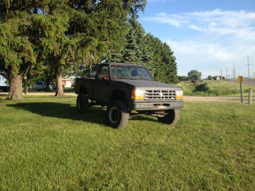 Ford Ranger 1990 Sale