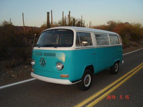 Purchase new 1972 Deluxe VW Bus in Tucson Arizona United