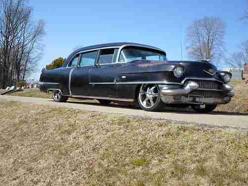 Buy Used 1956 Cadillac Limo Chevy Suv Lt1 Chassis Swap