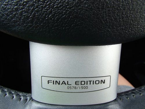 Buy Used 2010 Volkswagen New Beetle Final Edition 578 Of