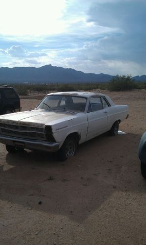 Buy used 66 FAIRLANE ROLLING CHASSIS in El Paso Texas