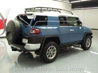 Buy used 2012 TOYOTA FJ CRUISER 4X4 AUTO LEATHER ROOF RACK ...