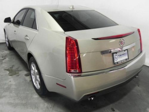Sell used 2009 Cadillac CTS Base in 4202 Lafayette Rd