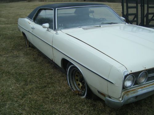 sell used 1970 ford ltd brougham 5 8l in greenwood indiana united states