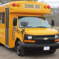 Wheelchair Van Parts Chair Louis Xvi Sell Used Collins Grand Bantam 18-passenger School Bus Only 76k Miles! Lift! In ...