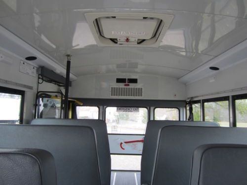Sell used Collins Grand Bantam 18Passenger School Bus