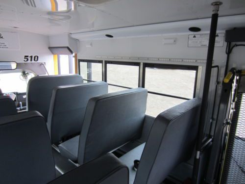 Sell Used Collins Grand Bantam 18 Passenger School Bus