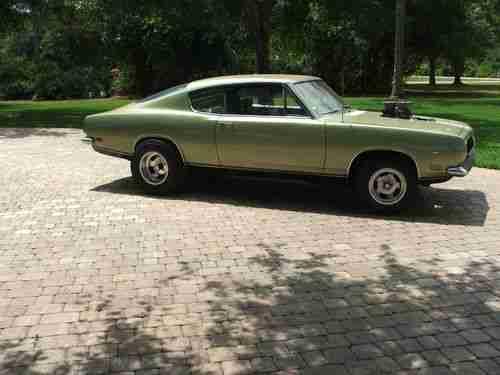 Buy Used Original 1969 A56 Cuda 1 Of 166 Made Built In