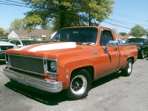 1976 Chevy Custom Deluxe Truck
