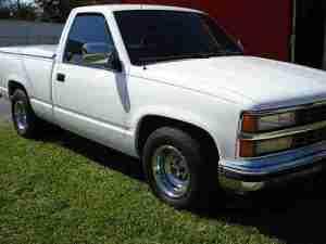 Buy used 1993 Chevrolet C1500 Silverado Standard Cab