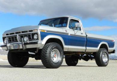 1977 Ford Ranger Xlt