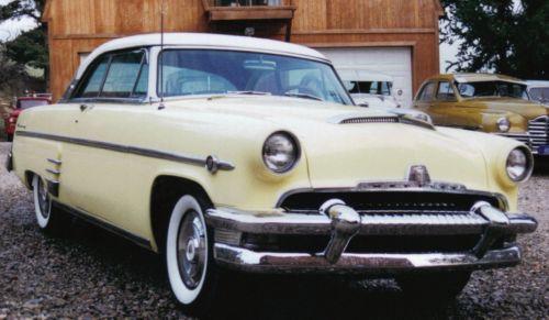 1954 Mercury Wiring Diagram