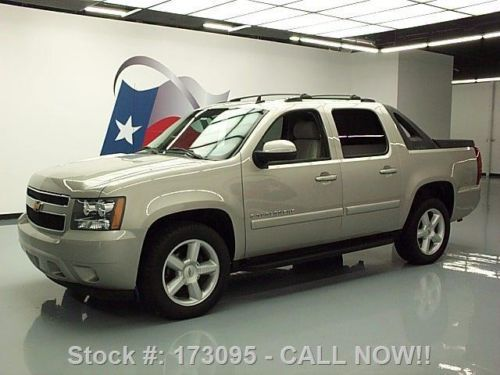 Buy used 2008 CHEVY AVALANCHE 2LT LEATHER ROOF RACK 20'S